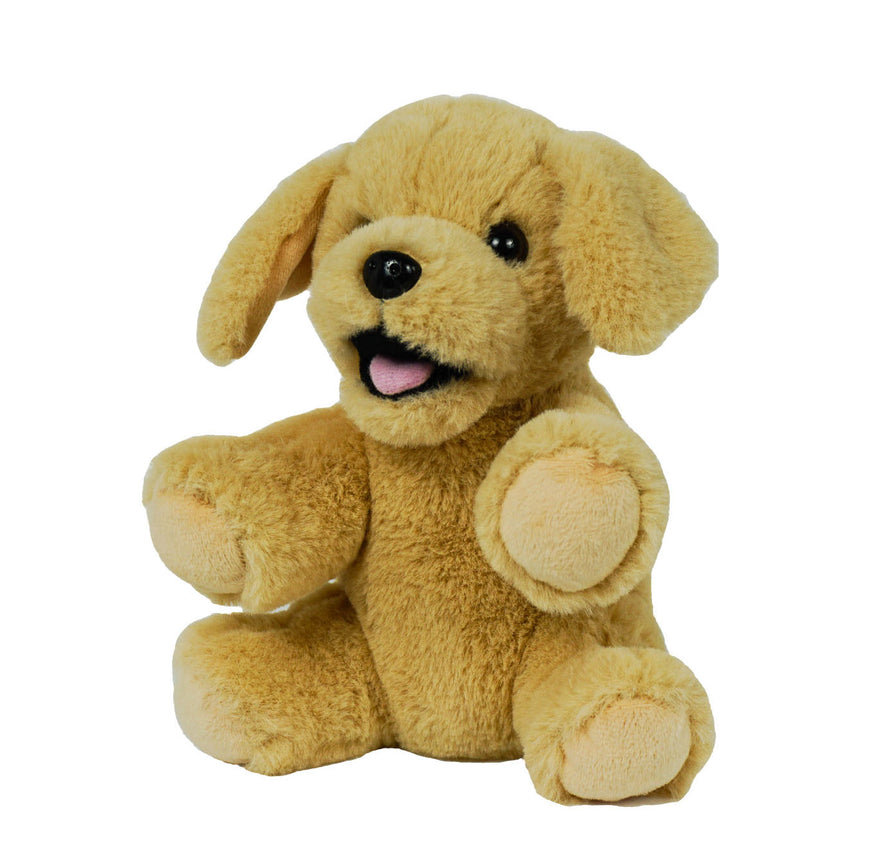 8 inch recordable Golden Lab/Retriever dog With 30 Second Digital Recorder