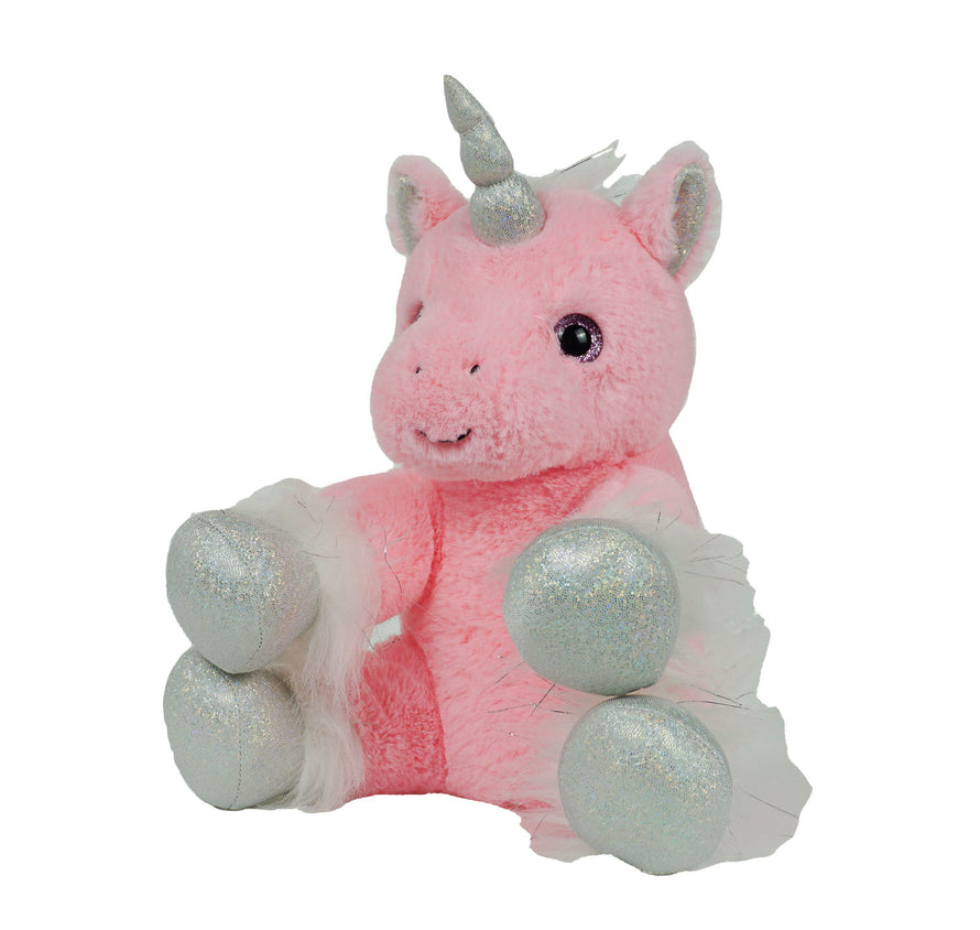 8 inch recordable Pink Unicorn