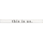 THIS IS US. BARN BOARD - CityBarnCountryPenthouse