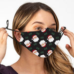 Holiday Face Mask With Filter - CityBarnCountryPenthouse