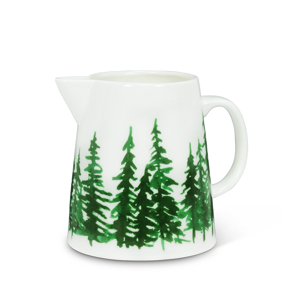 Evergreen Forest Small Jug - CityBarnCountryPenthouse