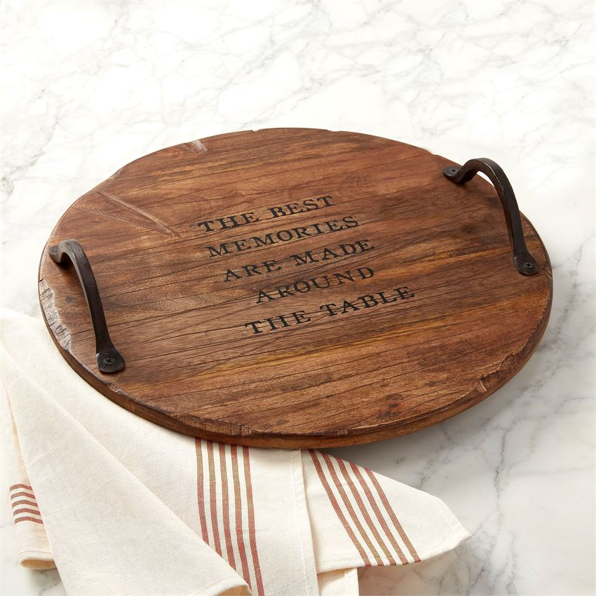 Memories Lazy Susan - CityBarnCountryPenthouse