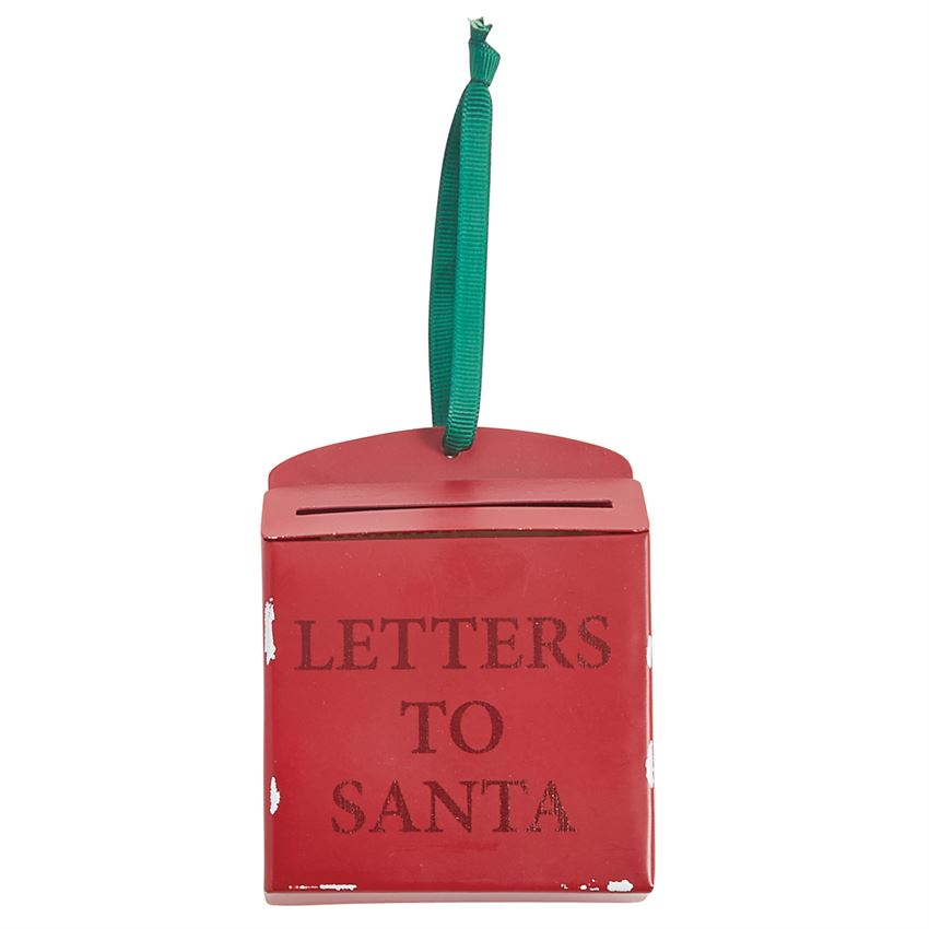 Mailbox Ornament - CityBarnCountryPenthouse