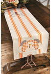 Turkey Dangle Leg Table Runner - CityBarnCountryPenthouse
