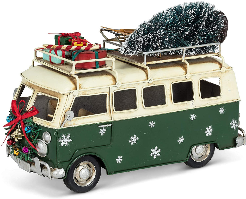 Micro Bus with Tree & Gifts - CityBarnCountryPenthouse