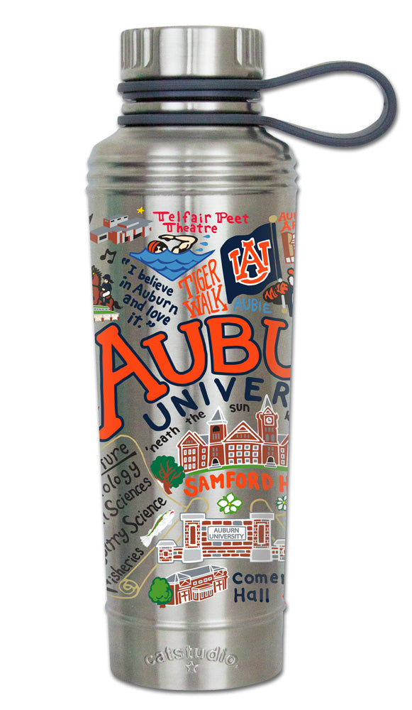 AUBURN UNIVERSITY THERMAL BOTTLE - CityBarnCountryPenthouse