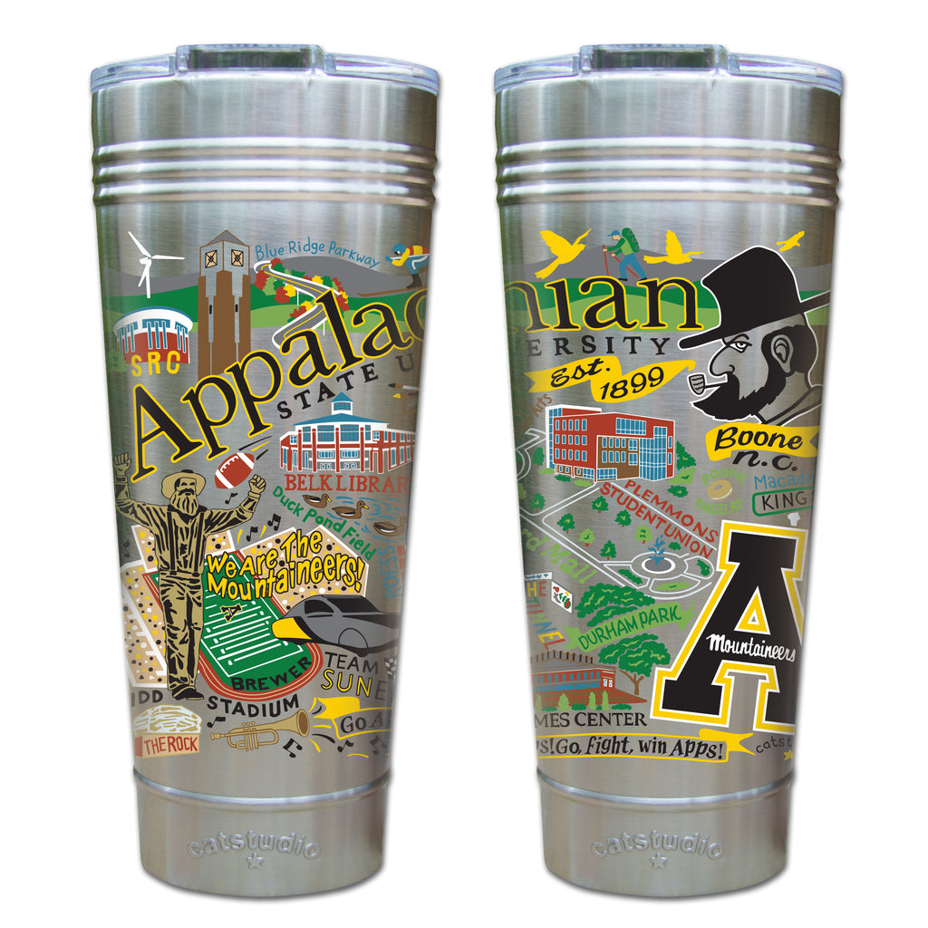 Appalachian State University Thermal Tumbler