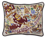 Arizona State University Pillow - CityBarnCountryPenthouse