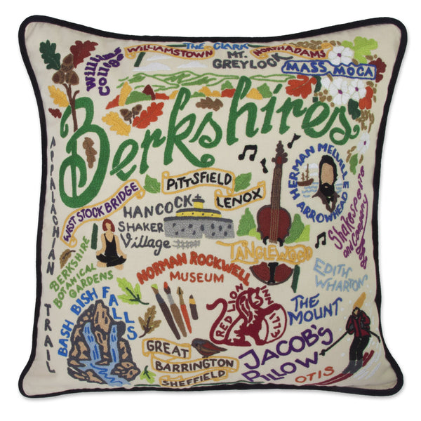 BERKSHIRES PILLOW - CityBarnCountryPenthouse