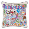 Bermuda Pillow - CityBarnCountryPenthouse