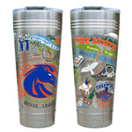 Boise State University Thermal Tumbler - CityBarnCountryPenthouse