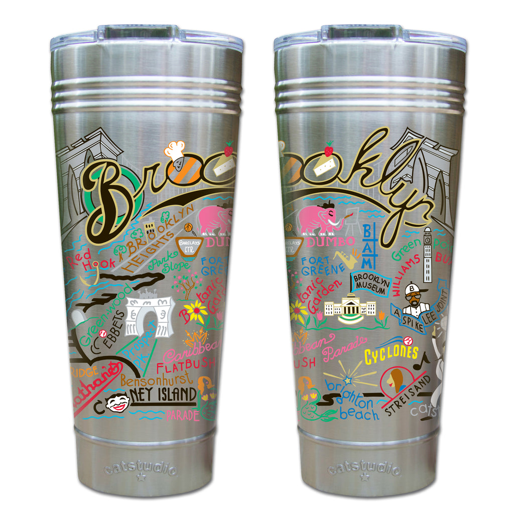 Brooklyn Thermal Tumbler - CityBarnCountryPenthouse