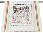 BROOKLYN DISH TOWEL - CityBarnCountryPenthouse