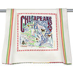 CHESAPEAKE BAY DISH TOWEL