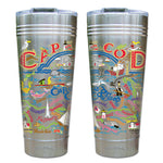 Cape Cod Thermal Tumbler - CityBarnCountryPenthouse