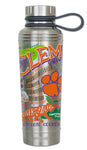 CLEMSON UNIVERSITY THERMAL BOTTLE - CityBarnCountryPenthouse