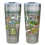 Colorado State University Thermal Tumbler - CityBarnCountryPenthouse