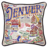 Denver Pillow - CityBarnCountryPenthouse