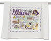 East Carolina University Dish Towel - CityBarnCountryPenthouse