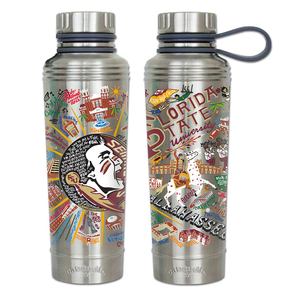 Florida State University Thermal Bottle - CityBarnCountryPenthouse