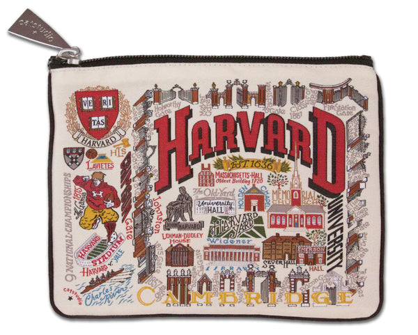 Harvard University Pouch - CityBarnCountryPenthouse