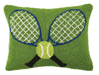 CROSSED TENNIS RACQUETS HP - CityBarnCountryPenthouse