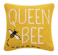 Queen Bee Hook Pillow - CityBarnCountryPenthouse