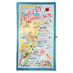 Jersey Shore Beach Towel - CityBarnCountryPenthouse