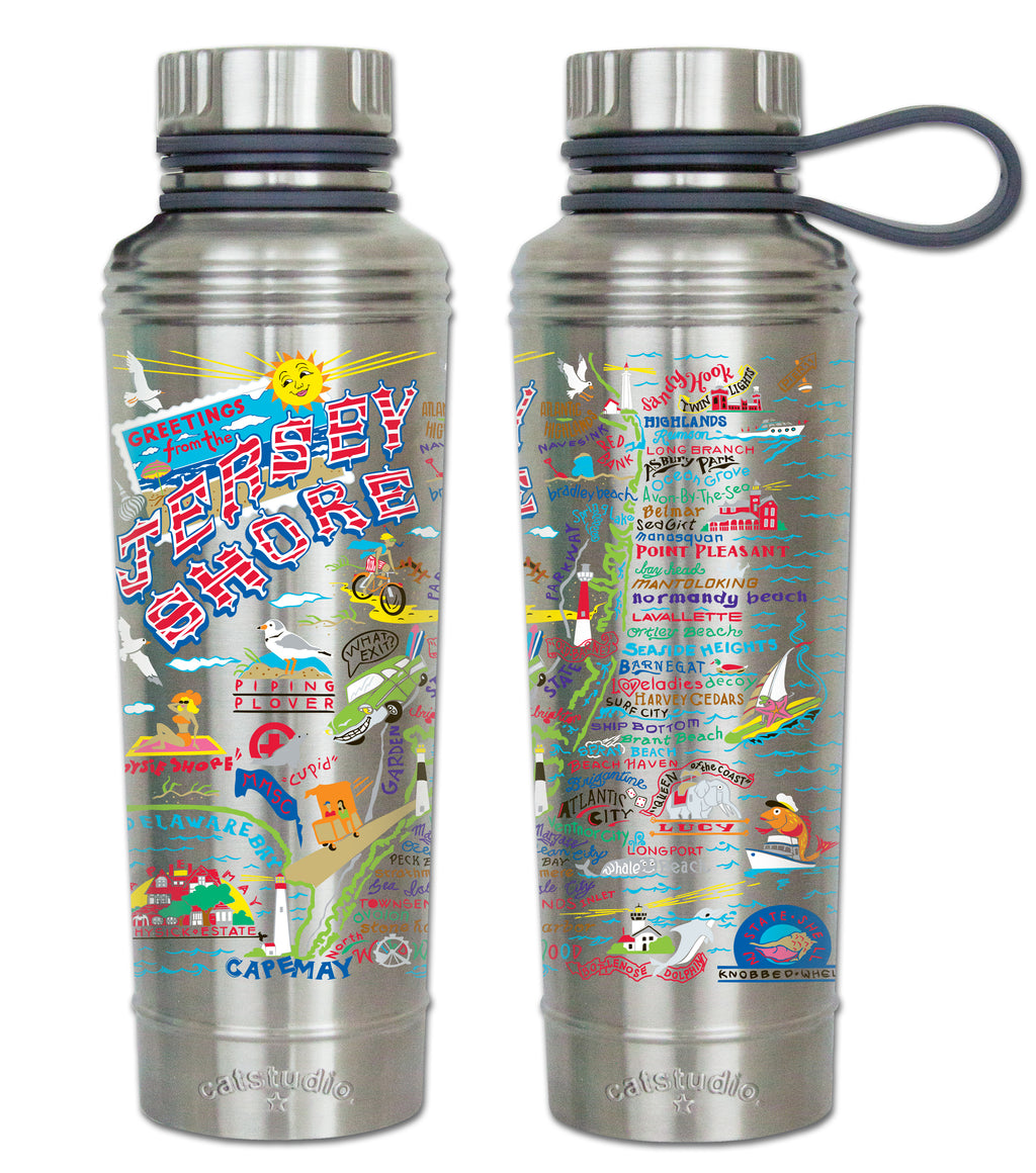 Jersey Shore Thermal Bottle - CityBarnCountryPenthouse