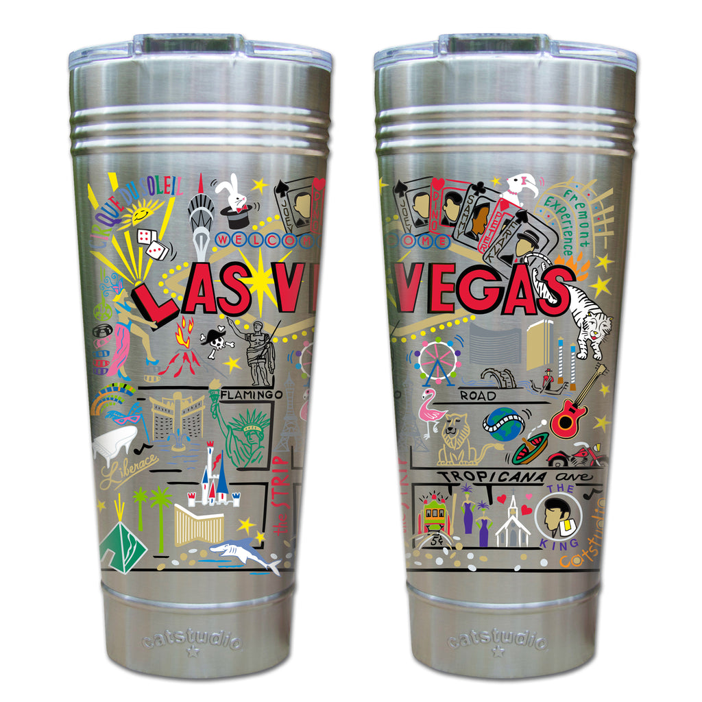 Las Vegas Thermal Tumbler - CityBarnCountryPenthouse
