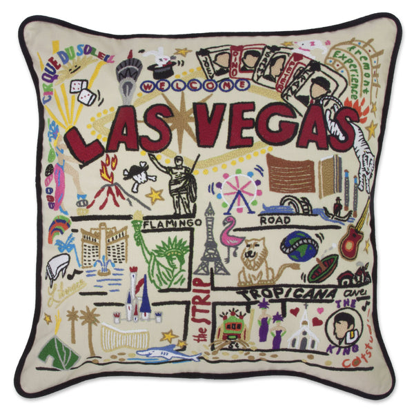 LAS VEGAS PILLOW