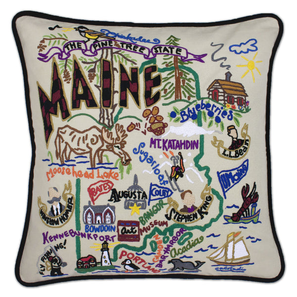 MAINE PILLOW - CityBarnCountryPenthouse
