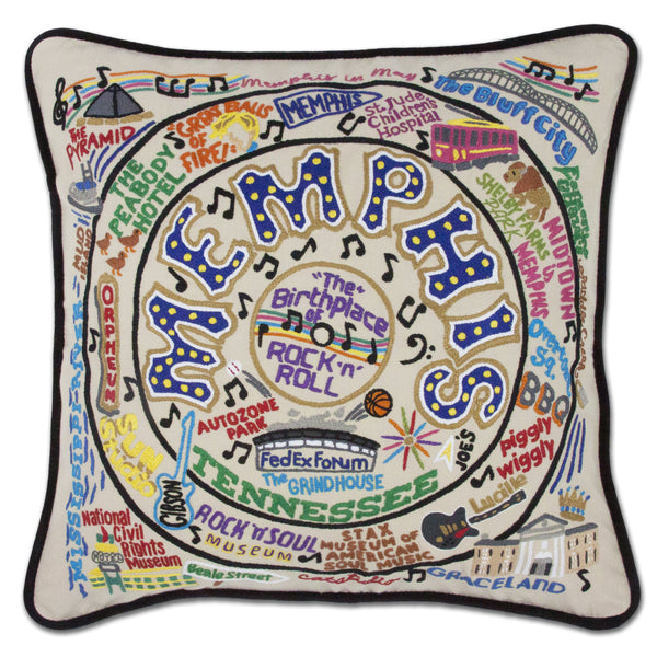 Memphis Pillow - CityBarnCountryPenthouse
