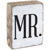 MR RUSTIC BLOCK Wedding Font - CityBarnCountryPenthouse