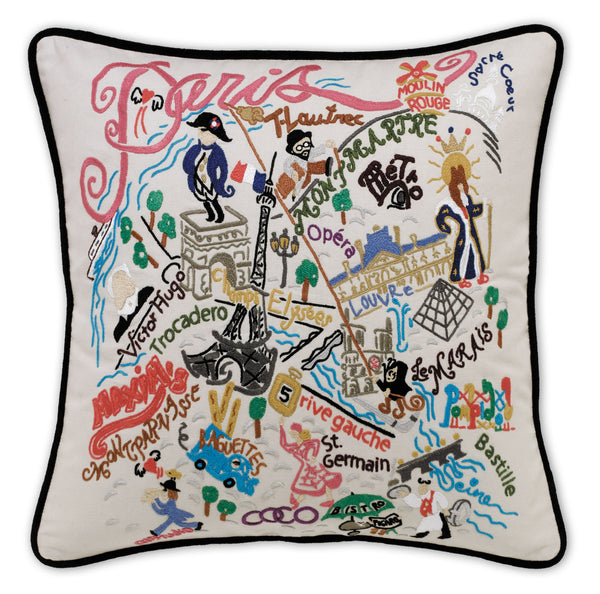 PARIS PILLOW - CityBarnCountryPenthouse