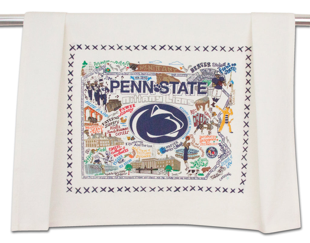 Penn State Dish Towel - CityBarnCountryPenthouse