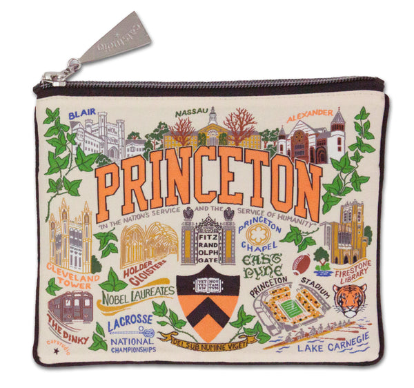 Princeton University Pouch - CityBarnCountryPenthouse