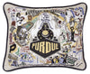Purdue University Pillow - CityBarnCountryPenthouse