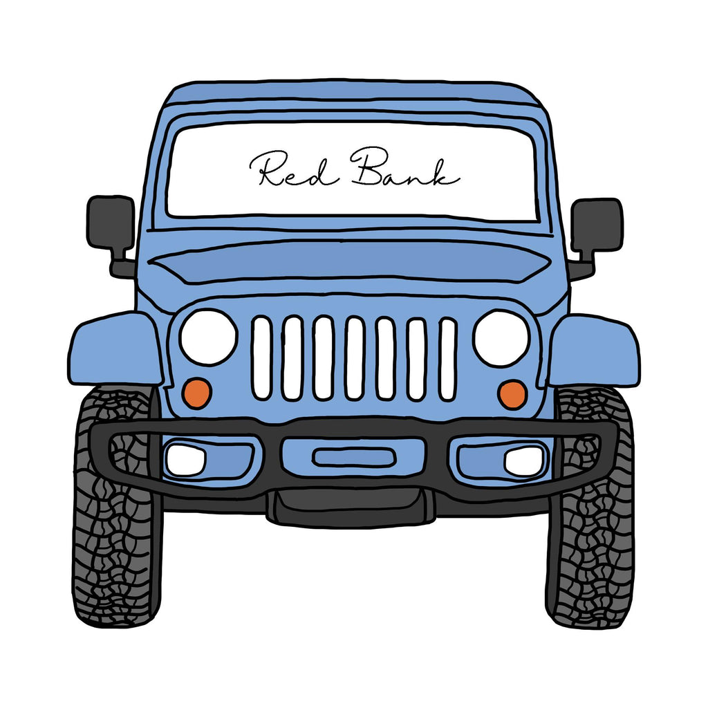 RED BANK JEEP BLOCK - CityBarnCountryPenthouse