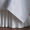 SOPRANO QUEEN  PANELED RUFFLED BEDSKIRT - CityBarnCountryPenthouse