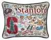 Stanford University Pillow - CityBarnCountryPenthouse
