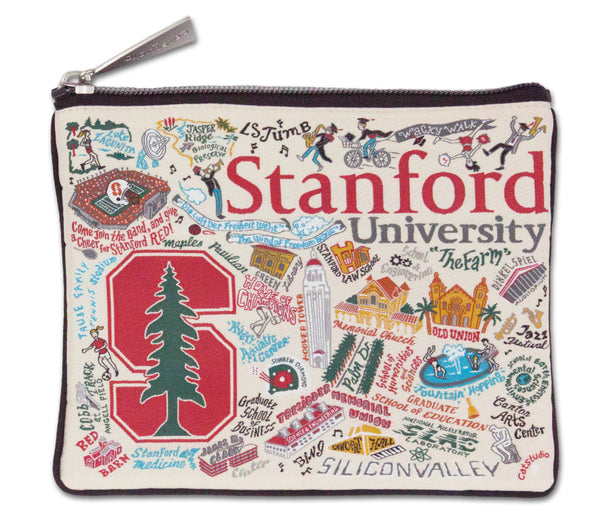 Stanford University Pouch - CityBarnCountryPenthouse
