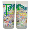 Tennessee Drinking Glasses - Set Of 4 - CityBarnCountryPenthouse