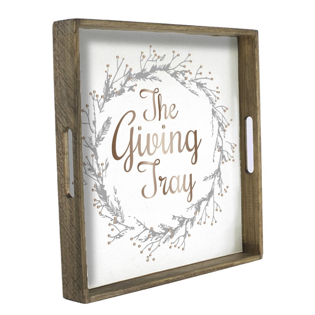 THE GIVING TRAY - CityBarnCountryPenthouse