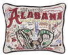 UNIVERSITY OF ALABAMA PILLOW - CityBarnCountryPenthouse