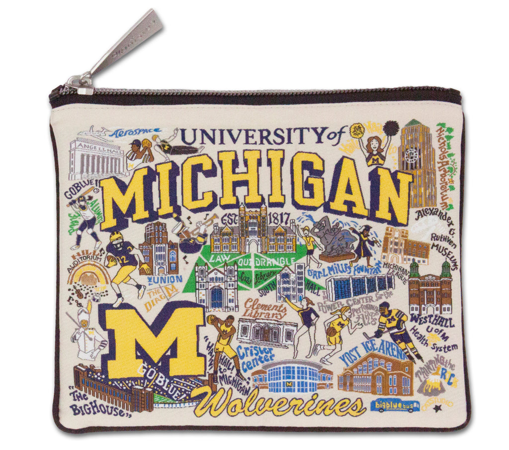 UNIVERSITY OF MICHIGAN POUCH - CityBarnCountryPenthouse
