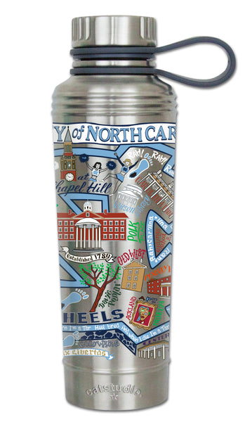 University Of North Carolina (Chapel Hill) Thermal Bottle - CityBarnCountryPenthouse