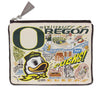 University Of Oregon Pouch - CityBarnCountryPenthouse
