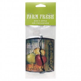 Juicy Apple Car Air Freshener - CityBarnCountryPenthouse