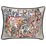 America Pillow - CityBarnCountryPenthouse